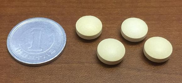 小林製薬の「肝臓エキス オルニチン」の粒