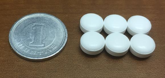 協和発酵バイオのオルニチンの粒