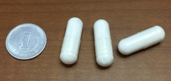 ナウフーズの「L-オルニチン」の粒