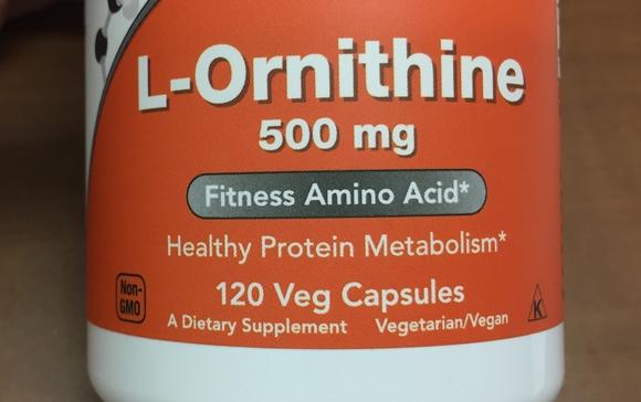 ナウフーズの「L-オルニチン」の基本情報