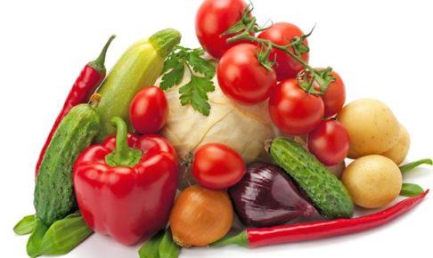 350gの野菜