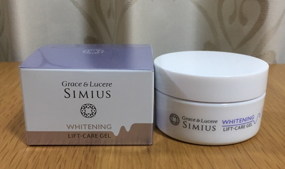 Grace&LucereSimiusの『ホワイトニングリフトケアジェル』