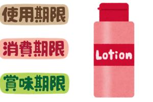 化粧水の保存