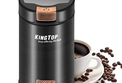 KingTopのコーヒーミル