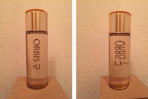 オルビスUシリーズの化粧水「モイストアップローション」