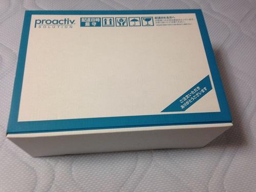 プロアクティブの箱