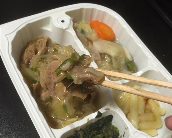 韓国風焼肉炒め