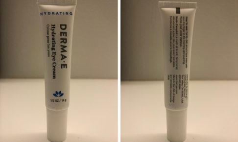 ダーマE「Hydrating Eye Cream」