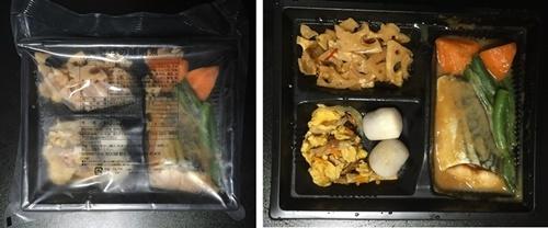夕食ネットのさばの味噌煮弁当