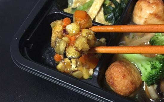 さつま芋と人参の甘露煮
