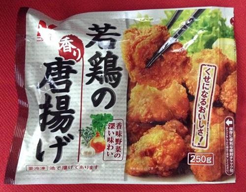 ニチレイ 若鶏の香り唐揚げ